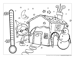 December Coloring Pages Beautiful Page And Capricus Ruva