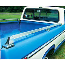 F-100/F-250/F-350 Top Side Bed Rail Kit For 8' Styleside Bed 1973-1979