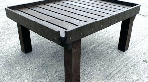 wooden pallet garden furniture. Outdoor Furniture Made From Wood Pallets Garden Pallet Bench And Seat Pads Things Wooden