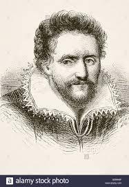 Ben Jonson also known as Benjamin Johnson born 1572 died 1637 ...