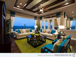 Turquoise Living Room Decor Living Room Home Living Room Interior Design With Turquoise