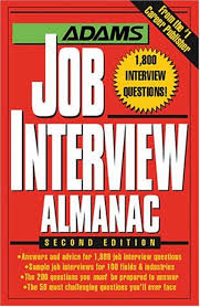 Advice For Second Interview Sell Buy Or Rent Adams Job Interview Almanac 9781593372927