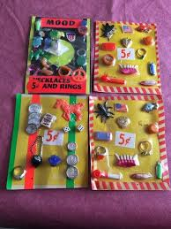 Gumball Machine Rings Vending Stunning Vintage 488c Gumball Vending Header Display Card Toy Charm Lot Of 48