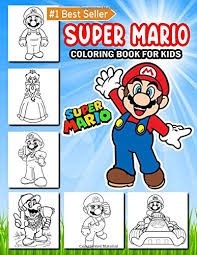 Download and print these super mario yoshi coloring pages for free. Super Mario Coloring Book For Kids 50 Super Mario Princes Luigi Donkey Kong Yoshi Coloring Pages Super Mario Coloring Book For Teens Super Mario Characters Unofficial Production Green 9798645041953 Amazon Com Books
