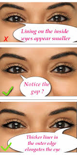 makeup tutorials for small eyes small eyes eye makeup easy step by step