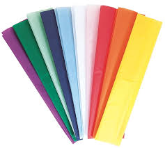 Assorted Colored Paperl