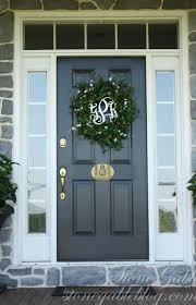 Appealing Front Colonial Style Door Dutch Image For Double And