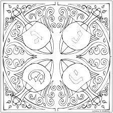 chanukah coloring pages coloring pages picture design free printable luxurious for colouring preschool hanukkah coloring pages