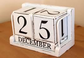 wooden perpetual calendar template designs