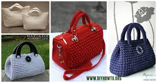 Handbag Patterns Adorable Crochet Handbag Free Patterns Instructions