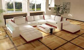 Modern Sectional Living Room Furniture Sectionals Living Room