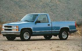 1998 Chevrolet C/K 1500 Series - Information and photos - ZombieDrive