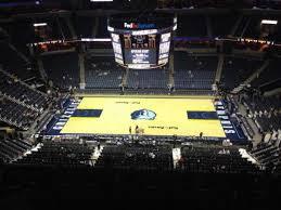 Fedex Forum Section 209 Home Of Memphis Grizzlies Memphis