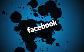 facebook wallpaper.  Facebook Facebook Logo Wallpaper  Facebook Wallpaper With