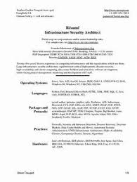 Gallery Of System Architect Cover Letter Mainframe Developer Cover