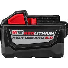 18v 9ah Lithium Ion High Demand Battery