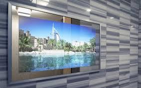 mirror tv. mirror tv framed mounted tv
