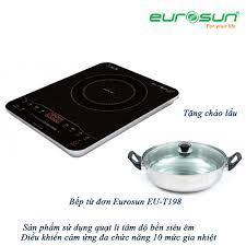 BẾP TỪ đơn Eurosun EU-T196 - Siêu thị Nhà bếp Đức Thành