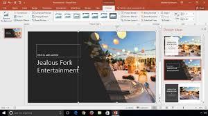 Office 365 Powerpoint Designer Design Slides Faster With Powerpoint Designer