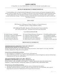 Executive Assistant Resume Template Unique Hr Executive Recruitment Resume Templates Sapphirepartners