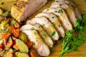 boneless pork roast with gravy reverse
