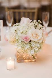 flower decorations for wedding. romantic chicago wedding at meyers castle flower decorations for