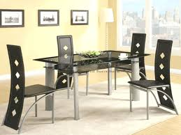 5 piece kitchen table sets modern glass dining table set 5 5 5 piece wood kitchen