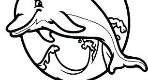 Miami Dolphins Coloring Page Dolphins Printable Coloring Pages