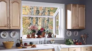 Kitchen Window Garden Garden Windows By Window World