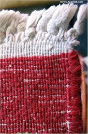 hand woven rug wool