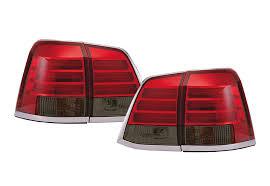 Тюнинг - <b>комплект задних фонарей</b> внешний + внутренний с led ...