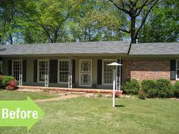 Best 25 Ranch House Exteriors Ideas On Pinterest  Ranch Exterior Ranch Curb Appeal