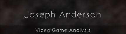 the best video game critics on gaming central if you like in depth analysis of games and video essays joseph anderson has a unique perspective to offer