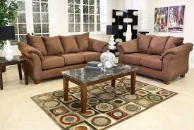 shasta living room brown