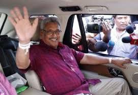 இலங்கை அதிபர் தேர்தலில் கோத்தபய ராஜபக்சே வெற்றி