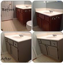diy refinishing bathroom vanity. painted bathroom vanity diy pinterest diy refinishing
