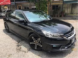 honda accord 2014 black.  Black 2014 Honda Accord IVTEC VTiL Sedan Inside Black R
