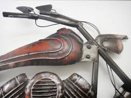 new contemporary metal wall art decor classic old motorbike or on motorbike metal wall art uk with new contemporary metal wall art decor classic old motorbike or