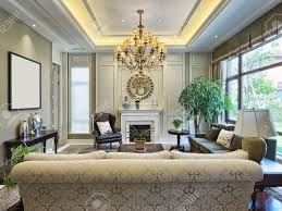 Luxurious Living Rooms  living room 36 luxury living room interior stock photo 2715 by xevi.us
