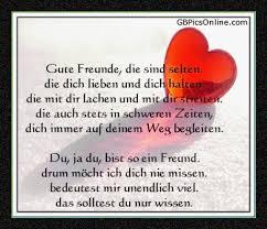 Gute Freunde Die Sind Selten Die Dich Lieben Und Dich