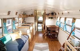 tiny house school bus. We Got Schooled Tiny House School Bus