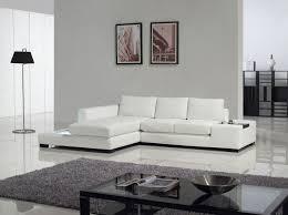 Living Room fortable White Sectional Sofa For Elegant Living