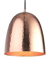 copper pendant light shade ing donez pendant light shade copper