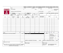 travel expense template 46 travel expense report forms templates template archive