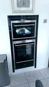 amazing home sophisticated wolf double wall oven in ovens home and furniture aliciajuarrero best wolf