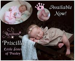 New Release! Realborn® Priscilla! Get Yours Today! - Announcements -  Bountiful Baby Customer Forum
