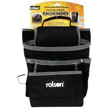 tool pouch belt. 316421-rolson-tool-pouch tool pouch belt 0