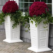 large patio planters luxury rectangular outdoor planter pot xl5h vases modern planters
