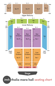 City Hall Live Brandon Ms Seating Chart Faq Thalia Mara Hall