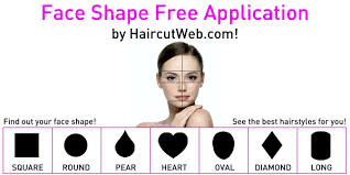 Find My Hairstyle find out your face shape and get tips on the best hairstyles just 7027 by stevesalt.us